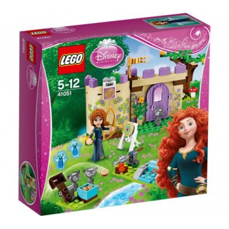 LEGO DISNEY PRINCESS 41051 Górskie Gry Meridy