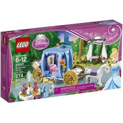 LEGO DISNEY PRINCESS 41053 Kareta Kopciuszka