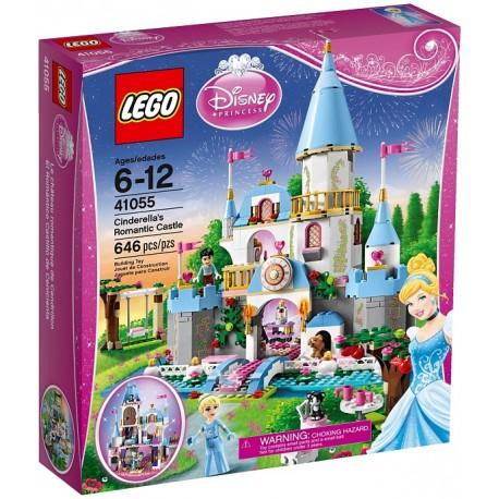 LEGO DISNEY PRINCESS 41055 Zamek Kopciuszka