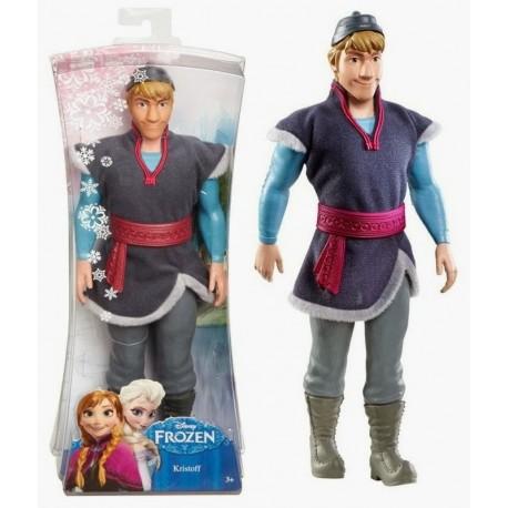 Mattel - Y9961- Disney - Frozen - Kraina Lodu - Błyszczący Krzysztof - lalka 30 cm