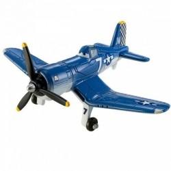 Mattel - X9459 - Planes - Samoloty - Disney - Figurka Skipper