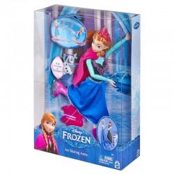 Mattel - CBC62 - Disney - Frozen - Kraina Lodu - Magiczna Łyżwiarka - Anna - lalka 30 cm