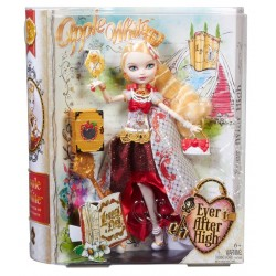 Mattel - BCF49 - Ever After High - Apple White - Ceremonia Dziedzictwa