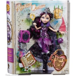 Mattel - BCF48 - Ever After High - Raven Queen - Ceremonia Dziedzictwa