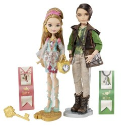 Mattel - BBD48 - Ever After High - Ashlyyn Ella Hunter Huntsman