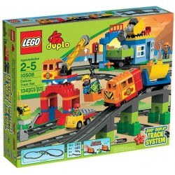 LEGO DUPLO 10508 Pociąg Zestaw Deluxe