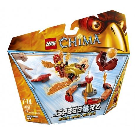 LEGO CHIMA 70155 Ognista Jama