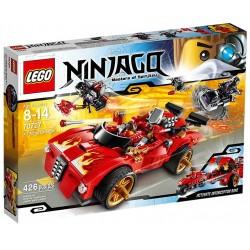 LEGO NINJAGO 70727 Ninjascigacz X-1