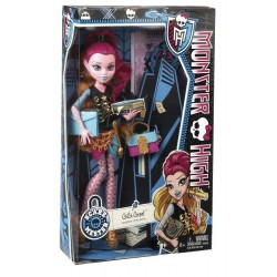 Monster High Nowy Semestr BJM69 GiGi Grant