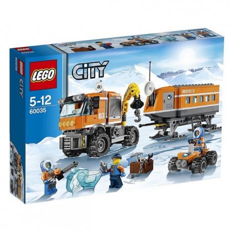 LEGO CITY 60035 Mobilna Jednostka Arktyczna