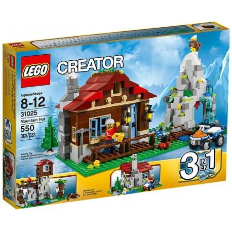 LEGO CREATOR 31025 Chatka w Górach