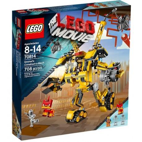 LEGO MOVIE 70814 Maszyna Krocząca Emmeta