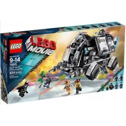 LEGO MOVIE 70815 Statek Tajnej Policji