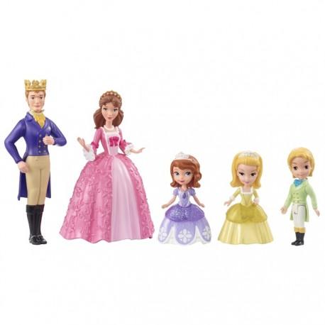 Mattel - Y6654 - Jej Wysokość Zosia - Królewska Rodzina