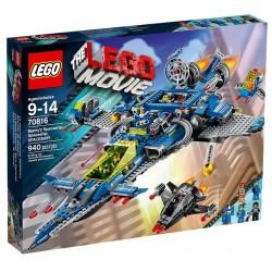 LEGO MOVIE 70816 Kosmiczny Statek Benka