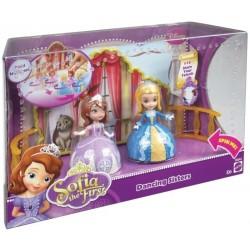 Mattel - Y6644 - Jej Wysokość Zosia - Tańczące siostrzyczki