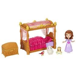 Mattel - Y6648 - Jej Wysokość Zosia - Królewska Sypialnia