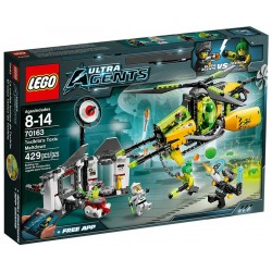 LEGO ULTRA AGENTS 70163 Sekretne Labolatorium