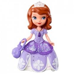 Mattel - Y6629 - Jej Wysokość Zosia - Księżniczka Zosia - Fioletowa