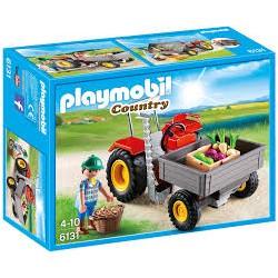 PLAYMOBIL 6131 COUNTRY Traktor Ogrodniczy