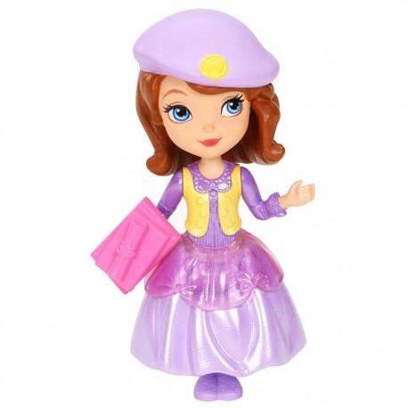 Mattel - Y6630 - Jej Wysokość Zosia - Fioletowa