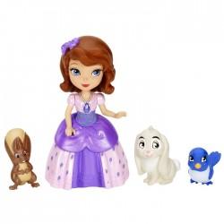Mattel - Y6640 - Jej Wysokość Zosia - Zosia i jej przyjaciele - zwierzątka