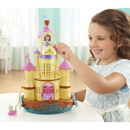 Mattel - BDK61 - Jej Wysokość Zosia - Wakacyjny Pałac 2 w 1