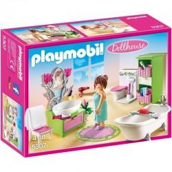 PLAYMOBIL 5307 Dollhouse - ROMANTYCZNA ŁAZIENKA