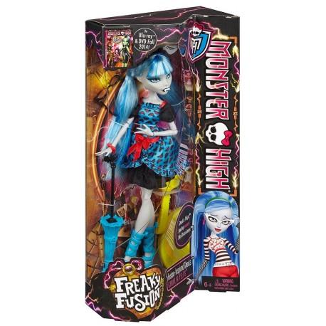 Monster High Upiorne Połączenie CBP36 - Ghoulia Yelps