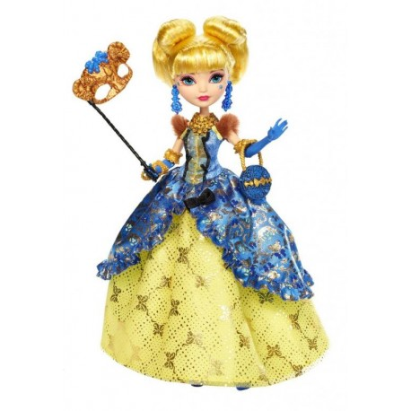 Mattel - CBT87 - Ever After High - Blondie Lockes - Dzień Koronacji