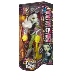 Monster High Upiorne Połączenie CBP35 - Frankie Stein