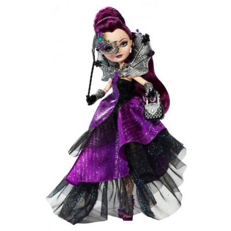 Mattel - CBT84 - Ever After High - Raven Queen - Dzień Koronacji