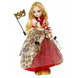 Mattel - CBT86 - Ever After High - Apple White - Dzień Koronacji