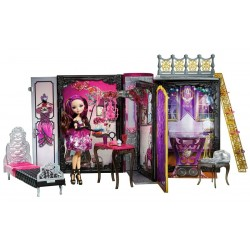 Mattel - BJH55 - Ever After High - Magiczna Książka - Scena 3 w 1+ Briar Beauty