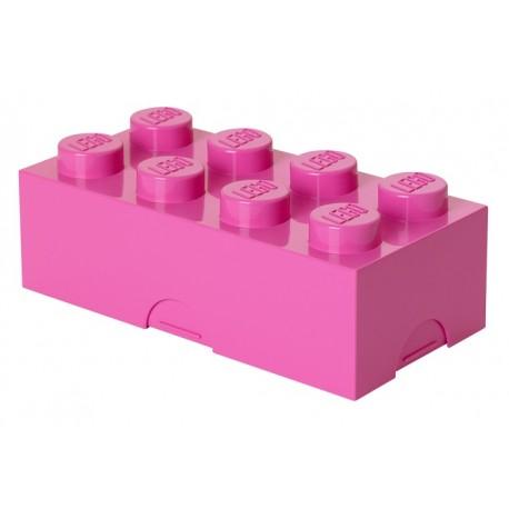 LEGO Pojemnik na Śniadanie Różowy