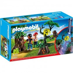 PLAYMOBIL 6891 Summer Fun - NOCNA WYPRAWA