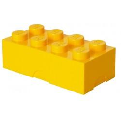 LEGO Pojemnik na Śniadanie ŻÓŁTY LUNCH BOX 2328