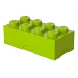 LEGO Pojemnik na Śniadanie Limonka LUNCH BOX