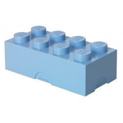 LEGO Pojemnik na Śniadanie Błękitny LUNCH BOX