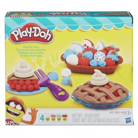 HASBRO B3398 - Ciastolina Play-Doh - WESOŁE WYPIEKI