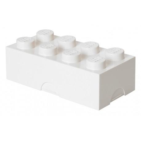 LEGO Pojemnik na Śniadanie Biały