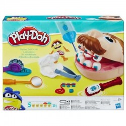 HASBRO B5520 - Ciastolina Play-Doh - DENTYSTA