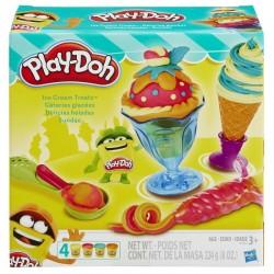 HASBRO B1857 - Ciastolina Play-Doh - ZESTAW Z LODAMI
