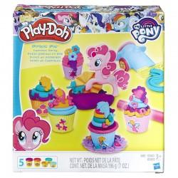 HASBRO B9324 - Ciastolina Play-Doh - PRZYJĘCIE PINKIE PIE