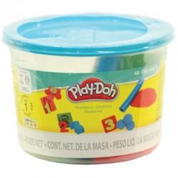 HASBRO 23326 - Ciastolina Play-Doh w Wiaderku - LICZBY