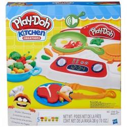 HASBRO B9014 - Ciastolina Play-Doh - WESOŁA KUCHENKA