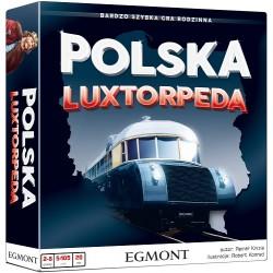EGMONT 8949 - Gra Rodzinna - POLSKA LUXTORPEDA
