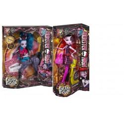 Monster High Upiorne Połączenie Dwupak - Avea Trotter i Operetta