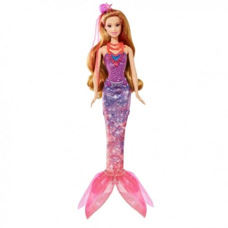 Mattel - BLP25 - Barbie i Tajemnicze Drzwi - Syrenka Romy