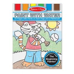 Melissa & Doug - 13763 - Kolorowanka na Wodę - Tygrysek